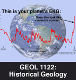 GEOL 1122 - Historical Geology