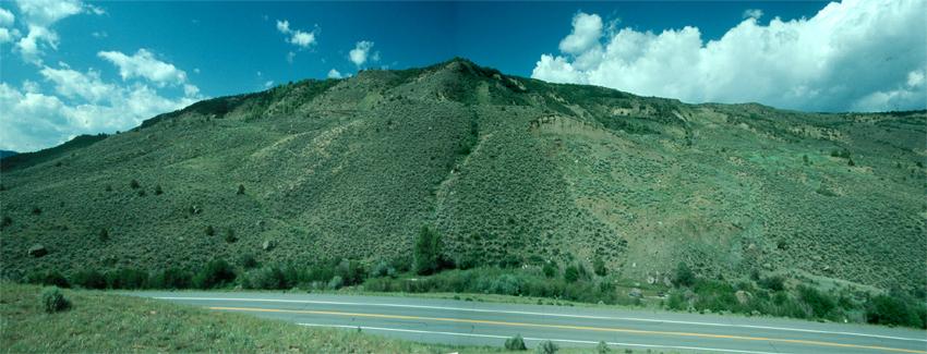 Long Landscape View